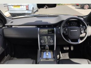 Land Rover Discovery Sportbirmingham limo hire