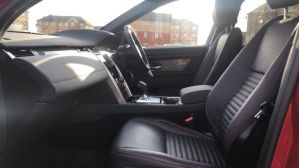 Land Rover Discovery Sport birmingham limo
