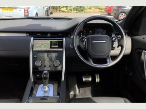 Land Rover Discovery Sport cheap limo hire birmingham