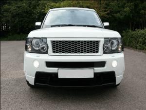 Range Rover limos in Birmingham