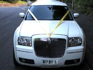 Chrysler C300 Baby Bentley Limo Hire