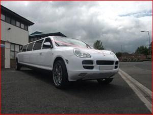 Porsche Cayenne Limo Birmingham
