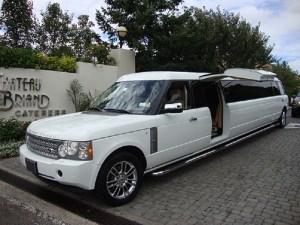 Range Rover Arport Transfer Limo Birmingham