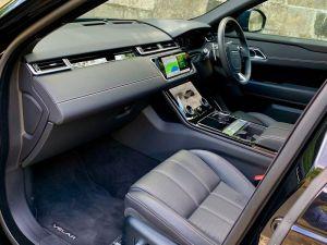 land rover velar sports car hire Birmingham