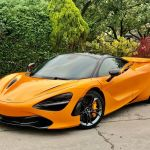 mclaren prestige cars for hire