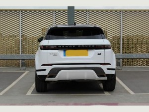 range rover evoque supercar hire