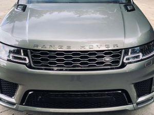 range rover sports prestige car hire