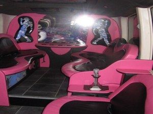 Party Bus Limos in Birmingham for birthday parties