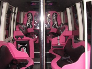 Party Bus Limos in Birmingham for prom