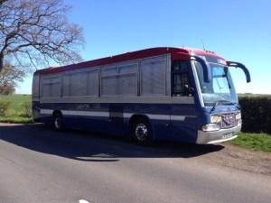 Party Bus Limos in Birmingham in UK