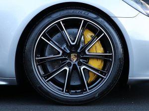 Porsche Panamere Chauffeur Hire London Prestige car