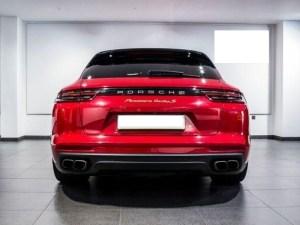 Porsche Panamere Chauffeur Hire London Supersports