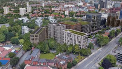 Photo of New Development | New Garden Square | Edgbaston