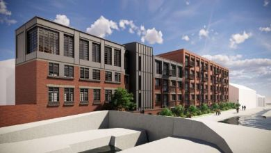 Photo of New Development | Scotland Street | Birmingham City Centre