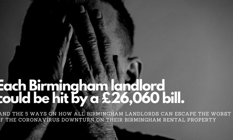 Each Birmingham Landlord Could be Hit By a £26,060 Bill