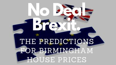 Photo of No Deal Brexit – The Prediction for Birmingham House Prices