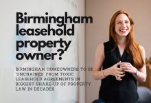 Photo of 1,193 Jewellery Quarter Homeowners to be 'Unchained' from Toxic Leasehold Agreements