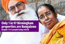 Photo of Only 1 in 97 Birmingham Properties are Bungalows, Despite an Ageing Population. Why?