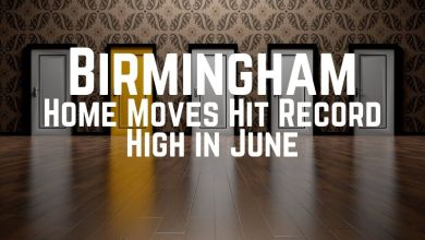Photo of Birmingham City Centre Home Moves Hit Record High in June