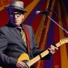 elvis costello with spinning songbook