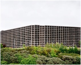 Jack Lynn and Ivor Smith's Park Hill flats in Sheffield