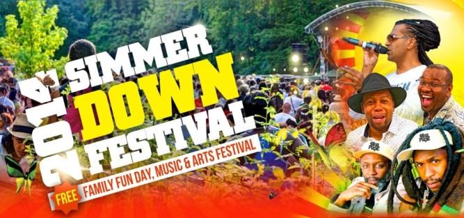 Simmer Down Festival '14 @ Handsworth Park, Sun 20th July / www.simmerdownfestival.wordpress.com/