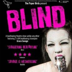 Blind - promo, flyer