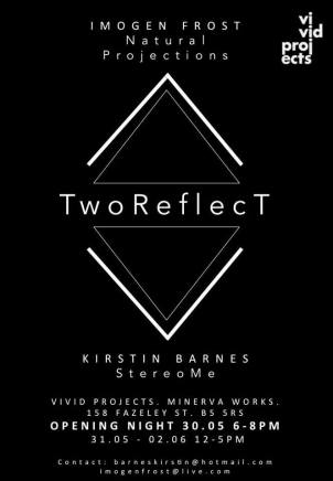 TwoReflect @ Minerva Works/Warwick Ba, Fazeley Street, Digbeth