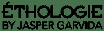 Éthologie by Jasper Garvida - logo, typeface