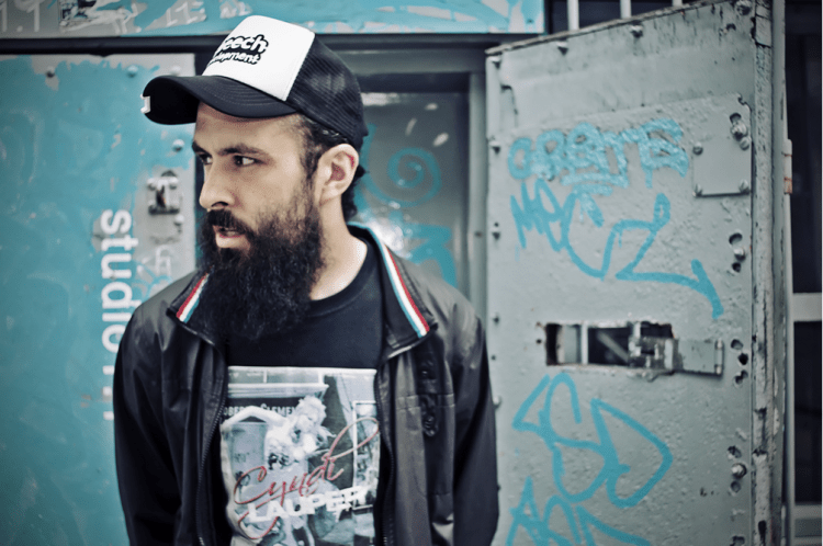 Scroobius Pip / www.scroobiuspip.co.uk