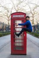 Cory Baker Phone Box / By Dani Bower