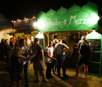 The Middle Feast @ Festival No6 / By Ed King