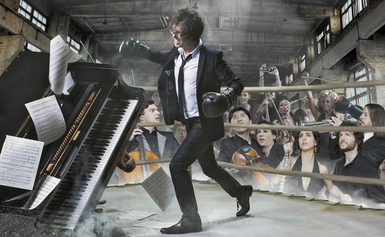 BPREVIEW: Ben Folds @ Symphony Hall 13.06