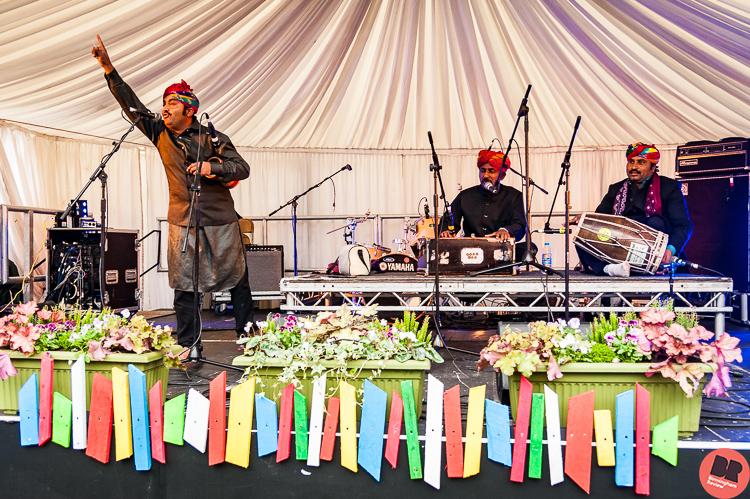 Barmer Boys @ Moseley Folk Festival 2016 / By Rob Hadley (Indie Images)  © Birmingham Review