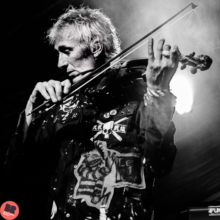 The Levellers @ Moseley Folk Festival 2016 / By Rob Hadley (Indie Images)  © Birmingham Review