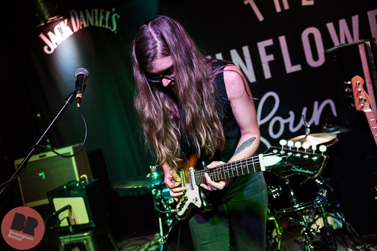 THE GALLERY: Luckless – supporting She Makes War @ The Sunflower Lounge / Claire Leach © Birmingham Review