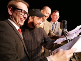 BREVIEW: The Goon Show @ mac 11.02.17