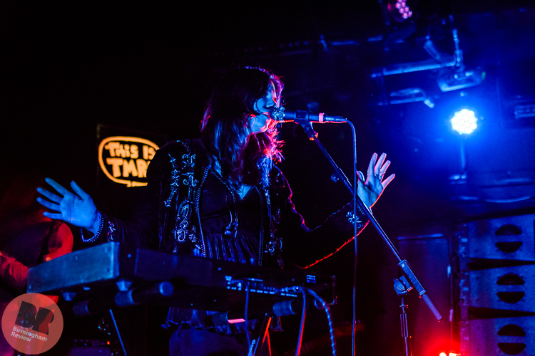 THE GALLERY: Josefin Öhrn + The Liberation @ Hare & Hounds 07.03.17 / Rob Hadley - Birmingham Review