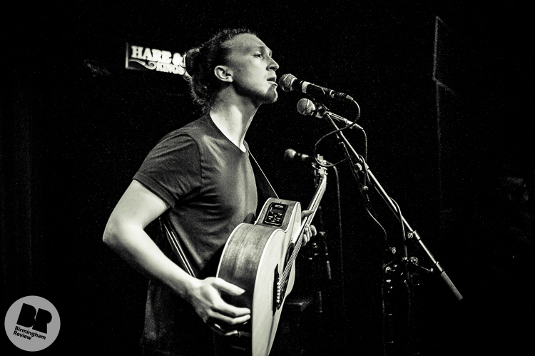 THE GALLERY: Ed Geater @ Hare & Hounds 24.03.17 / Rob Hadley - Birmingham Review
