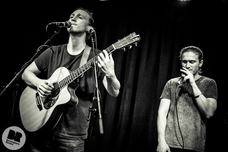 THE GALLERY: Ed & Charlie Geater @ Hare & Hounds 24.03.17 / Rob Hadley - Birmingham Review