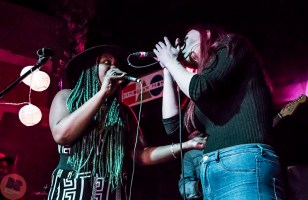 BREVIEW: Call Me Unique's Urban Gypsy II EP - launch night @ Mama Roux's 05.05.17 / Ed King - Birmingham Review