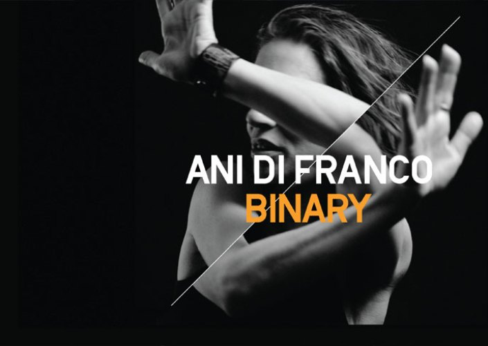 ALBUM: Binary - Ani DiFranco