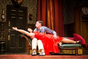 BPREVIEW: The Play That Goes Wrong @ REP (House stage) 19-24.06.17 / Helen Murray
