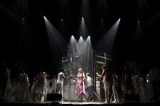 West Side Story @ New Alexandra Theatre 23-26.08.17 / Courtesy of the New Alexandra Theatre