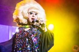 Lady Bunny - Queens of Comedy Extravaganza @ O2 Academy 05.09.17 / Eleanor Sutcliffe - Birmingham Review