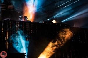 Orbital - Beyond The Tracks @ Eastside Park 15.09.17 / Denise Wilson - Birmingham Review
