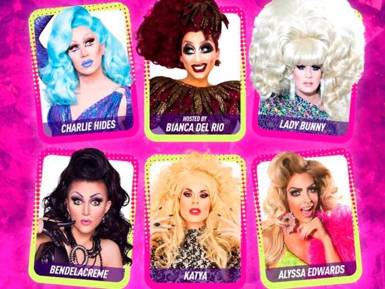 BPREVIEW: Queens of Comedy Extravaganza @ O2 Academy Birmingham 05.09.17