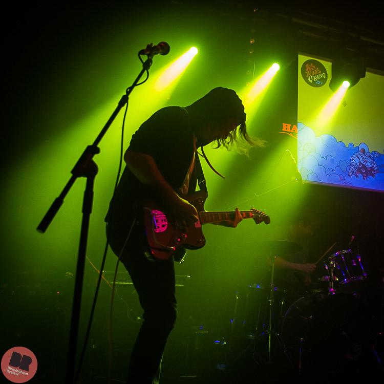 Sunshine Frisbee Laserbeam @ All Year Leaving 21.10.17 / Denise Wilson – Birmingham Review