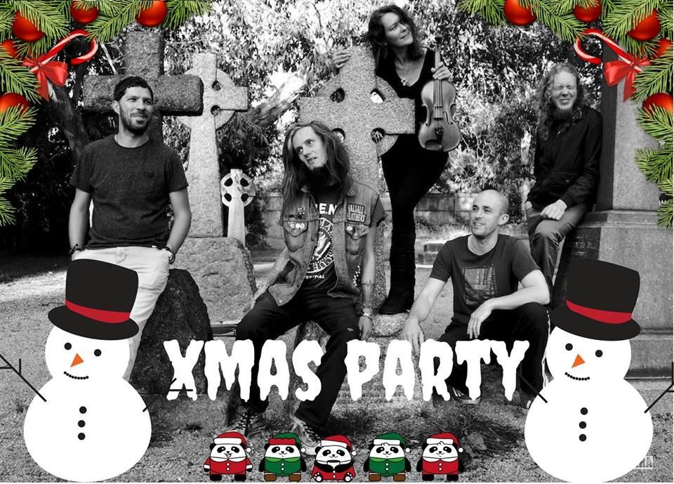 Sexy Weirdos Xmas Party @ Secret Venue 23.12.17