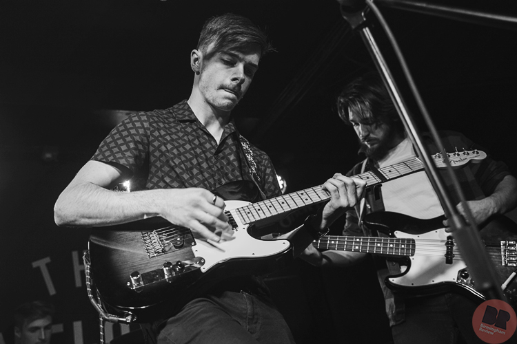 Candid – supporting Riscas @ The Sunflower Lounge 19.01.18 / Paul Reynolds – Birmingham Review